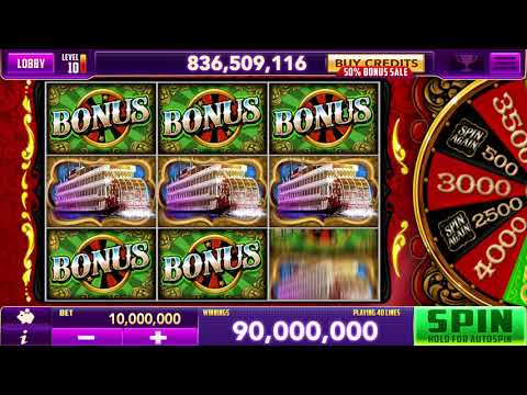 What are the best online slots to play?