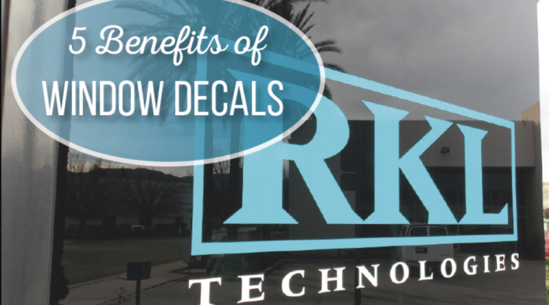 Windshield Decals – Improve The Business Approach To The Next Level